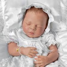 11 Inch Handmade Toy Soft Silicone Reborn Dolls Realistic Newborn