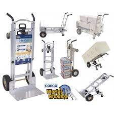COSCO 3-in-1 Aluminium Multipurpose Hand Truck Trolley With 2-Wheel ... Sydney Trolleys At88 Standard Hand Folding Trucks Dollies At Lowescom Motorized Truck Dual Pneumatic Tires Ag Tread Front Plate Cosco 3 In 1 Alinum Review Youtube 2 In Dolly Utility Cart Heavy Duty Cadian Tire Hand Truck 9899 Redflagdeals 1000 Lb In Assisted With Flat Free Carts And 184149 Convertible Alinium Trolley Buy Steel On Wesco Industrial Products Inc