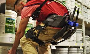 100 Hand Truck Lowes Exoskeletons Help Workers Carry What You Cant