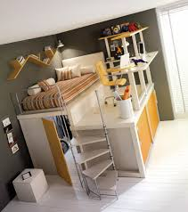 loft beds with desk and storage plans storage decorations