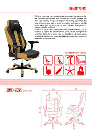 Neutral Posture Chair Amazon by Amazon Com Dxracer Boss Series Big And Tall Chair Doh Bf120 Nc