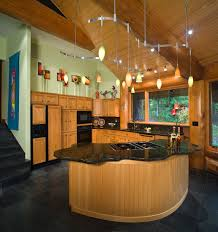 Small Log Cabin Kitchen Ideas by Small Log Homes Personalised Home Design