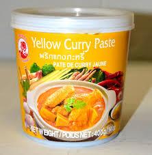 tang freres sa pate de curry jaune 400gr produits asiatiques