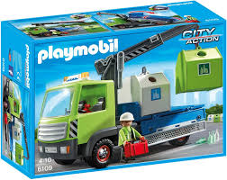 Playmobil - Glass-Recycling Truck With Crane - 6109 Playmobil Green Recycling Truck Surprise Mystery Blind Bag Best Prices Amazon 123 Airport Shuttle Bus Just Playmobil 5679 City Life Best Educational Infant Toys Action Cleaning On Onbuy 4129 With Flashing Light Amazoncouk Cranbury 6774 B004lm3bjk Recycling Truck In Kingswood Bristol Gumtree 5187 Police Speedboat Flubit 6110 Juguetes Puppen Recycling Truck Youtube