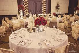 Wedding Decoration Red And Gold Ideas White Decorations Black