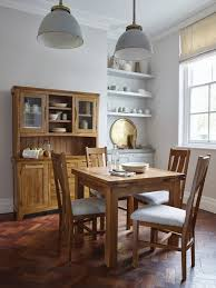 Wiltshire Grey Hutch Dining Room Farmhouse With Kitchen And Bathroom Remodelers High Ceiling Ideas