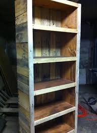 Awesome Pallet Bookcase Diy Ideas