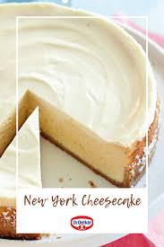 new york cheesecake rezept kuchen und torten rezepte