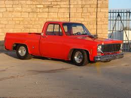 1975 Chevy C10 Pro Street Truck Against Bulldog Stadium Wall | Our ... 1975 Chevrolet Chevy Blazer Jimmy 4x4 Monster Truck Lifted Winch Bumpers Scottsdale Pickup 34 Ton Wwmsohiocom Andy C10 Pro Street Her Best Side Ideas Pinterest Cold Start C30 Dump Youtube K10 Truck Restoration Cclusion Dannix Mackenzie987 Silverado 1500 Regular Cab Specs Photos K20 Connors Motorcar Company Parts Save Our Oceans C Homegrown Shortbed