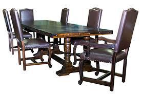 Sierra Madre Rustic Dining Room Set