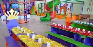 Restaurantes Con Parque Infantil O Zona Exterior Para Ir Con Niños