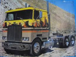 White Western Star - I Believe This Was A Promo Truck Aimed At Owner ...