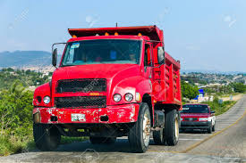 GUERRERO, MEXICO - MAY 27, 2017: Red Dump Truck Dina HTQ At The ... Old Red Dump Truck Stock Vector Art Illustration Image Red Dump Truck Dumping Load Of Soil Into Water Building Seawall Quintana Roo May 16 2017 Kenworth T800 At China Manufacturers And The Cartoons For Children 2d Animations Youtube Natural Shadow Isolated Photo Royalty Free Raised Body Stock Photo Of 100577194 Buffalo Road Imports Mack 1960 B61 Redsilver Morabito Moover Monkey Kids Vtg 1960s Tonka Yellow Gas Turbine Pressed Steel Bruder Mb Arocs Half Pipe
