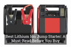 Best Lithium Ion Jump Starter: A Must-Read Before You Buy (Jan, 2019) How To Choose The Best Car Battery Advance Auto Parts Jump Starter Portable Reviewed Tested In 2019 Lithium Iron Ion Phosphate Motorcycle Batteries Powerstride Choice Products Toy 24ghz Remote Control Rock Crawler 4wd Rc Mon Truck For Your Vehicle Optima Yellowtop Trolling Motor 2018 Unbiased Reviews Comparison Tansky Red Adjustable Hold Tie Down Clamp Mount Exide Extreme 24f Battery24fx The Home Depot Forklift Battery Price List New Recditioned Lift Bestchoiceproducts 24 Ghz Fire 7 For Top Picks And Buying Guide