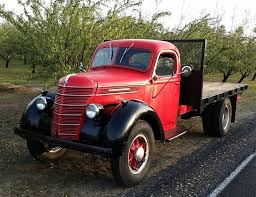 Dual Purpose Driver: 1940 International Harvester D30 Flatbed ... Old Intertional Truck Stock Photos 1937 D30 1 12 Ton Parts Chevrolet For Sale Craigslist Attractive 1950 1949 Kb2 34 Pickup Classic Muscle Car D 35 Youtube Harvester D2 In 13500 Sfernando Valley Hotrod Other Harvester C1 Flat Bed Bng602 Bridge An Antique Newmans Grove Fire District Series