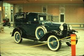 MAFCA - 1931 Vehicles