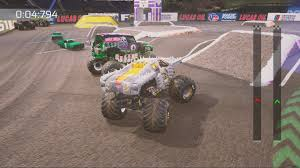Monster Jam: Crush It! Review (Switch) | Nintendo Life Monster Jam Truck Fails And Stunts Youtube Home Build Solid Axles Monster Truck Using 18 Transmission Page Best Of Grave Digger Jumps Crashes Accident Jtelly Adventures The Series A Chevy Tried An Epic Jump And Failed Miserably Powernation Search Has Off Road Brother Hilarious May 2017 Video Dailymotion 20 Redneck Trucks Bemethis Leaps Into The Coast Coliseum On Saturday Sunday My Wr01 Carbon Bigfoot Formerly Wild Dagger