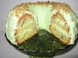 Pistachio Nut Cake From Angelett