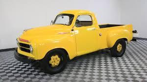 100 1955 Studebaker Truck STUDEBAKER PICKUP YELLOW YouTube