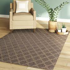 Union Rustic Annica Diamond Pebble Natural Indoor Outdoor Area Rug Reviews
