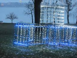 Olin Park Holiday Fantasy in Lights show not just for evening