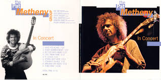 the pat metheny in concert