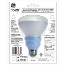 Self Ballasted Lamp Bulb by Ge 15 Watt 65w Br30 Compact Fluorescent Flood Light Bulb E
