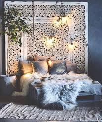 schlafzimmer betten ideen tapeten zur inspiration und zum