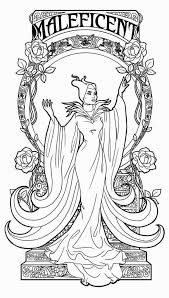 Coloring Pages Adults Disney