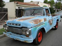 1959 Ford Pickup - Information And Photos - MOMENTcar 2019 Ford F450 Truck Lock Haven 59 F1 Panel Truck Kewl Trucks Pinterest Fseries Third Generation Wikipedia F250 2004 For Beamng Drive Post A Picture Of Your Here Page Jdncongres 1957 Pickup Front Photo 2 1959 Go Foward Savings Way Our Fathers 2018 Detroit Auto Show Why America Loves Pickups Seattles Parked Cars Panel All Natural F100 Youtube