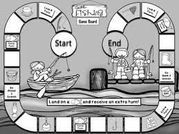 Gone Fishing Interactive Spanish Articulation For CH Words