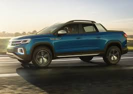 Will This Be Volkswagen's Future Pickup Truck For The US Market ...