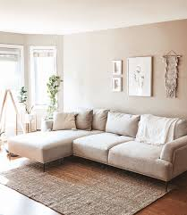 erin beige left facing sectional sofa with adjustable backre