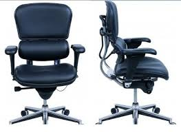 ergonomic leather office chair review ergonomic office chairs