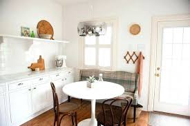 Dining Room Settees For Small Transitional With Settee Table