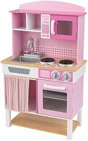 cuisine en bois enfants kidkraft cuisine enfant en bois home cookin amazon fr jeux et