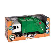 100 Truck Toyz Store Driven Recycling Toy Sense