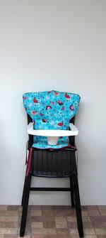Safety First Wood Highchair, Chair Cover, Eddie Bauer ...