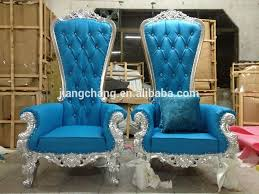 fabric high back upholstered throne chair furniture jc k418 buy