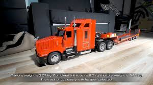 100 Toy Kenworth Trucks Miniature Truck Built From Several Thousand Elements See