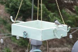 Easy Platform Bird Feeder