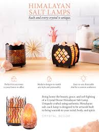 Ionic Salt Lamp Recall by Amazon Com Crystal Decor 6