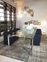 polierter edelstahl glastisch edelstahl glastisch