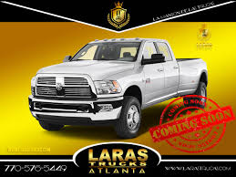 100 Used Trucks Atlanta 2010 Dodge Ram 3500 In GA Near 30341
