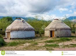100 Nomad House Yurt A Nomad House Stock Photo Image Of Countryside 103704520