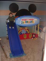 mickey mouse clubhouse toddler loft bed boys room pinterest