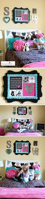 Girls Bedroom Wall Art Ideas Decorating And Cute DIY Inspiration For Personalized