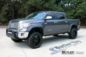 Toyota Tundra With 22in Black Rhino Revolution Wheels | Butler Tire ... Fuel 2 Piece Wheels Maverick D262 Gloss Black Milled Wheels Fuel 22 Inch Off Road Mega Sale Dhwheelscom China Light Truck 20 Staggered Alinum 5120 Alloy 2014 Dodge Ram 1500 2210 D536 Chrome Rt Dodge Ram Forum Forums 6 Lug Rims Ftfs Rc Tech 2008 Chevy Silverado 2500hd Truckin Magazine Toyota Tundra Custom Rim And Tire Packages Forte Tireco Inc Set 4 Hostile Inch 37x135x22 Tires 8x165 Hummer H2 Plus It Must Be Week At Hellcat Kmc Km702 Deuce