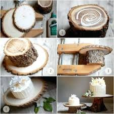 Wooden Cake Stand Rustic Project Weddings Wedding From Stands For Sale