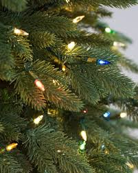 9 Ft Slim Christmas Tree Prelit by Buy Silverado Slim Christmas Trees Online Balsam Hill